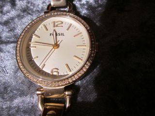 Fossil Damen - Uhr Es3227 /