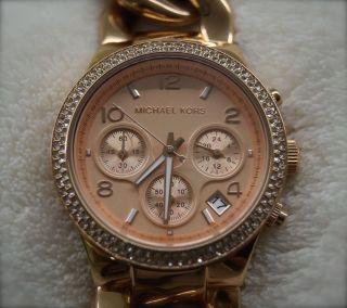 Michael Kors Mk3247 Armbanduhr Für Damen Bild