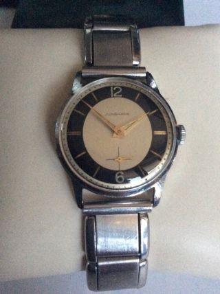Junghans Armbanduhr - Frisch Revidiert Bild