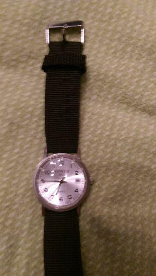 Kienzle 1822 Armbanduhr Bild