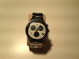 Swatch Irony Herren Armband Uhr Bild