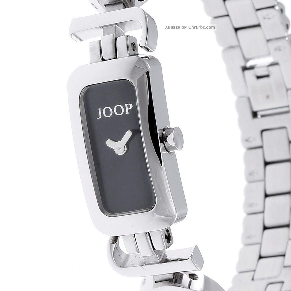 Joop Damen - Armbanduhr Xs Analog Quarz Edelstahl Jp100282001u Armbanduhren Bild