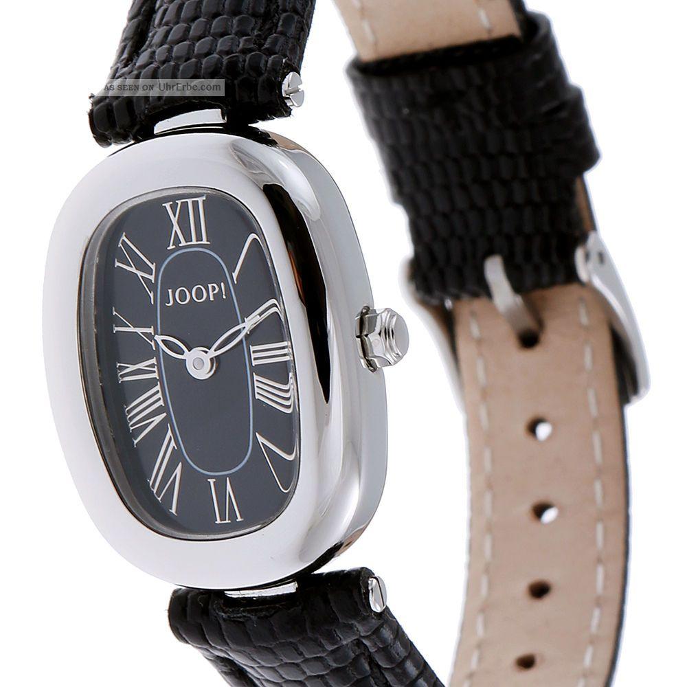 Joop Damenuhr Vintage Analog Quarz Jp11q1ss - 1001 Armbanduhren Bild