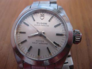 Tudor Princess Uhr Rotor Self Winding Automatik Bild
