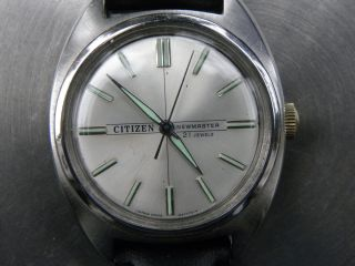 Citizen Nwemaster Handaufzug Top Bild
