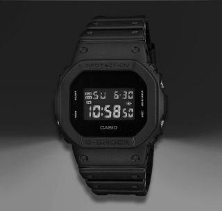 Casio Uhr Watch G - Shock Dw - 5600bb - 1er Black Bild