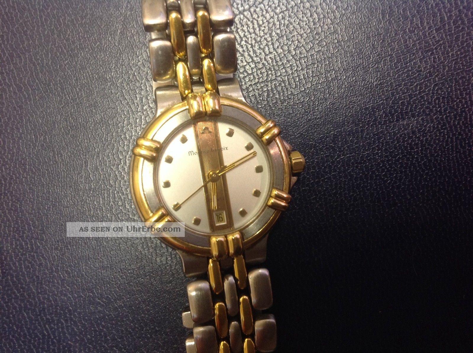 Damenuhr Der Marke Maurice Lacroix Armbanduhren Bild