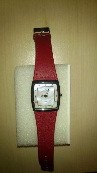 Armbanduhr Von Skagen Für Damen Bild