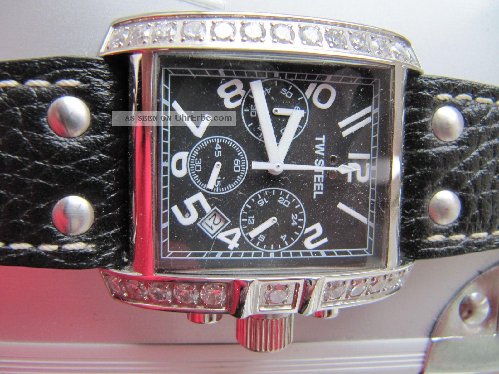 Damenuhr Von Tw Steel Armbanduhren Bild