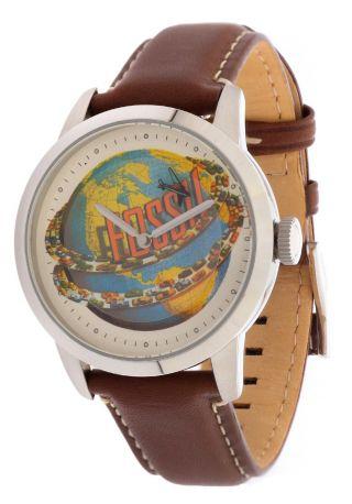 Fossil Damen Armbanduhr Special Edition 30 Th Dunkelbraun Fs4899 Bild