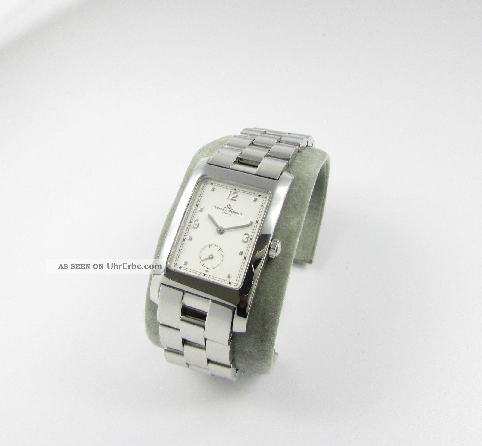 Baume & Mercier Hampton - Grosses Modell - Topzustand Armbanduhren Bild