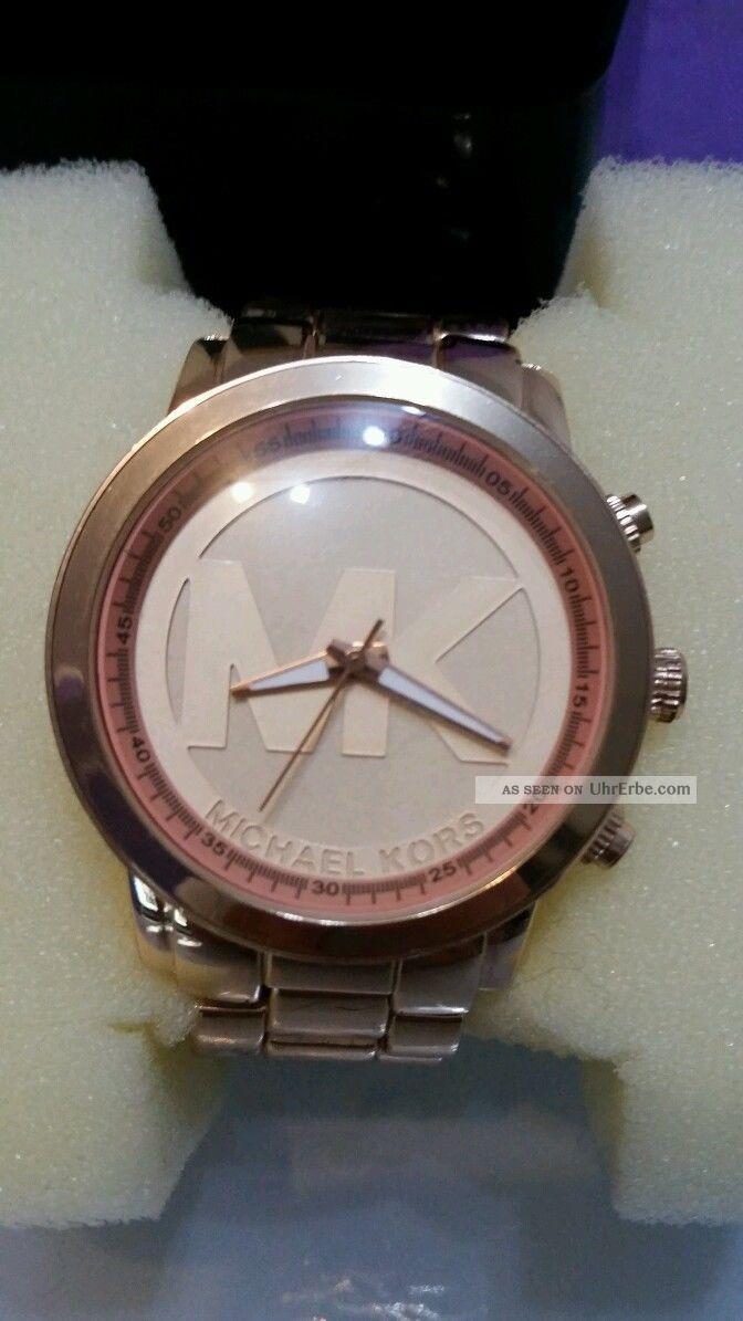 Michael Kors Damenuhr. Armbanduhren Bild