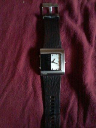 Fossil Armbanduhr Bild