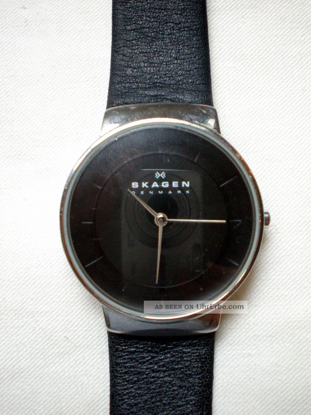 Skagen Damenuhr Skw2059 Armbanduhren Bild
