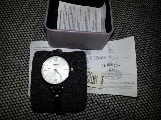 Fossil Georgia Armbanduhr Für Damen (es3083) Bild