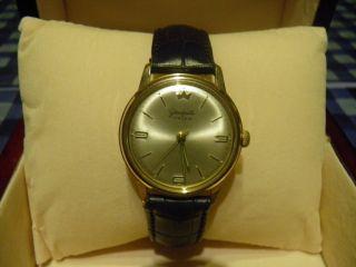 Glashütte Armbanduhr Handaufzug Bild
