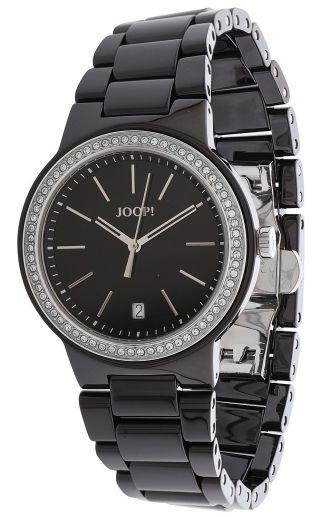 Joop Damen Armbanduhr Sensation Keramik Schwarz Jp100792f01 Bild