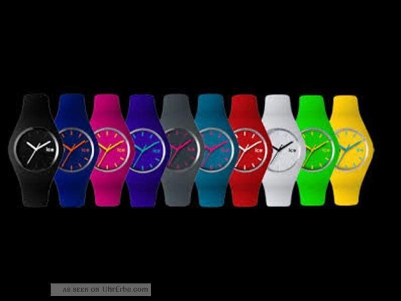 Ice Watch Slim Armbanduhren 10 Atm Armbanduhren Bild
