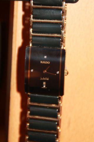 Rado Jubile Damen Uhr Mit 4 Diamanten Bild