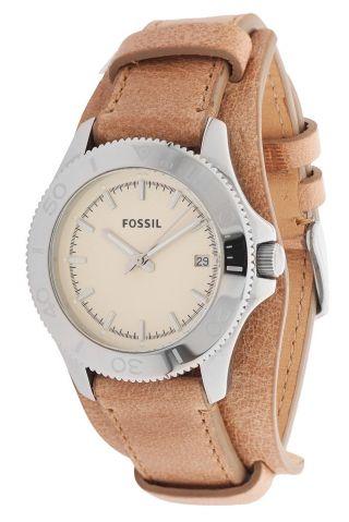 Fossil Damen Armbanduhr Beige Am4459 Bild