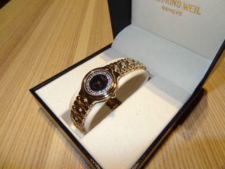 Raymond Weil - Geneve Tosca Ref: 9941 Armbanduhr Damen Vergoldet Bild