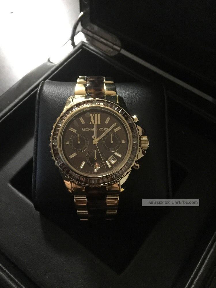 Michael Kors Mk5873 Armbanduhr Armbanduhren Bild