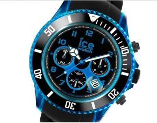 Ice - Watch Chrono Electric Blue Big Big Ch.  Kbe.  Bb.  S.  12 Armbanduhr Bild