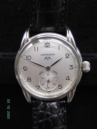 Longines 1867 - 1992,  Years 125 Ans Bild