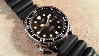 8203 Citizen Promaster Ny 0040 Diver 200 Meters Made In Japan Bild