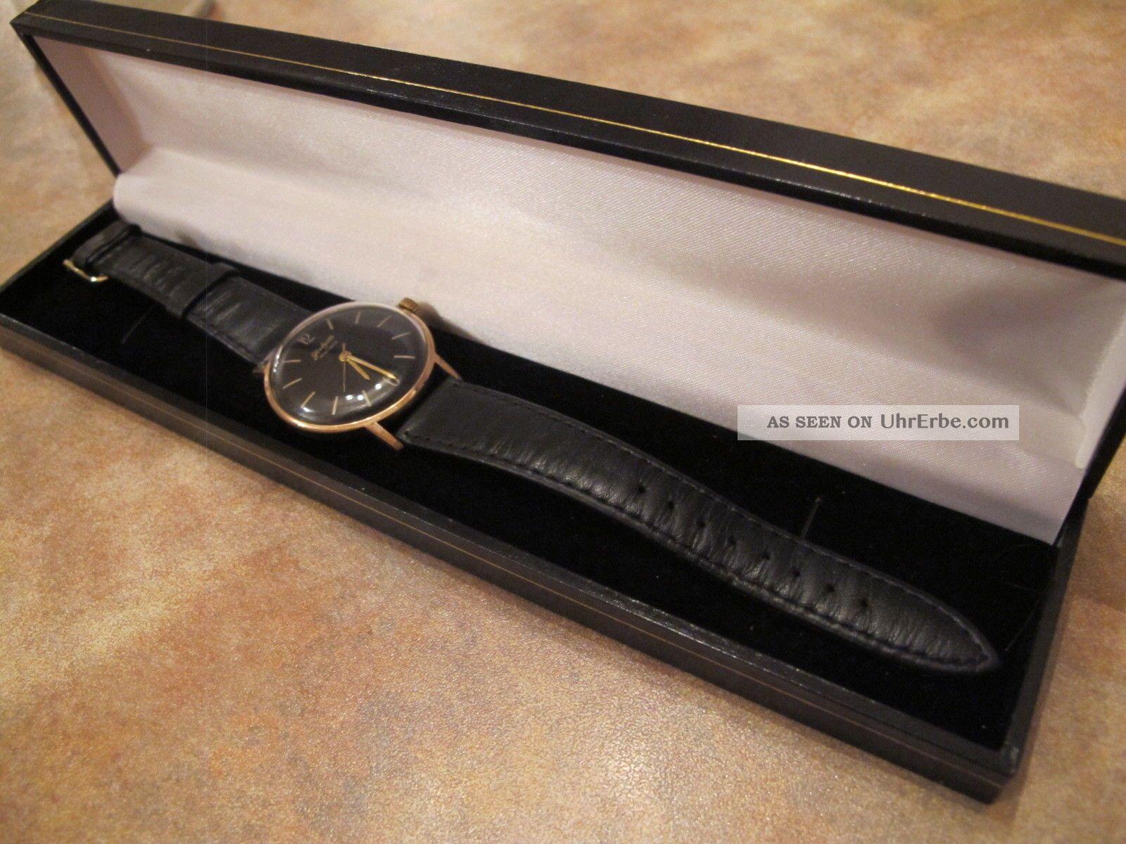 Glashütte Armbanduhr 17 Rubis Armbanduhren Bild