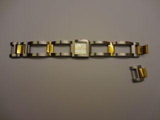 Echt Schöne Uhr Von Fossil Länge Ca.  17 - 18,  5 Cm Bild