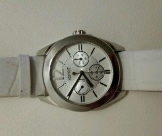 Esprit Damen Uhr Chrono 805 Stainless Steel 102232 Bild