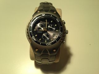 Citizen Eco - Drive Titan Bild