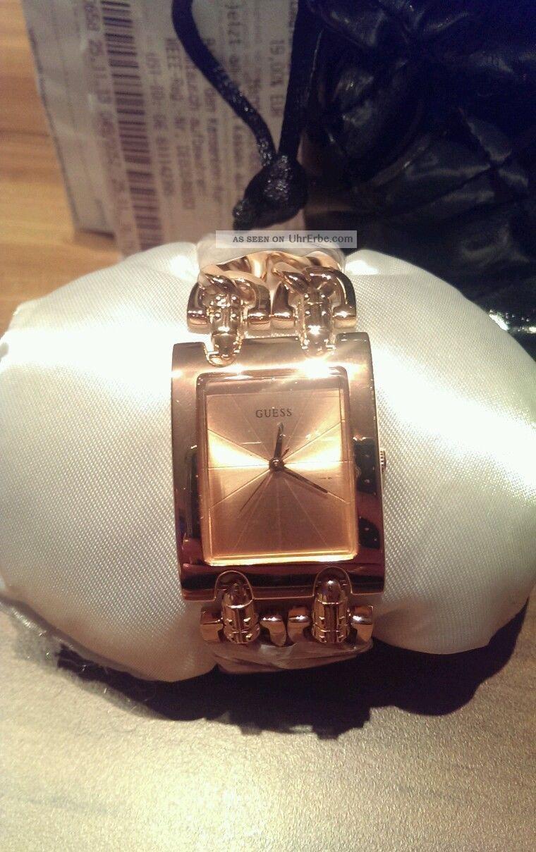 Guess W0073l2 Armbanduhr Für Damen Armbanduhren Bild