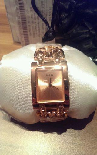 Guess W0073l2 Armbanduhr Für Damen Bild