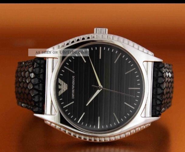 Uhr Emporio Armani Ar0765 Damen Uhr W.  Zeitlos Armbanduhren Bild