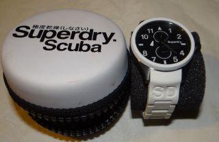 Superdry Syg110w Uhr Und Ovp Bild