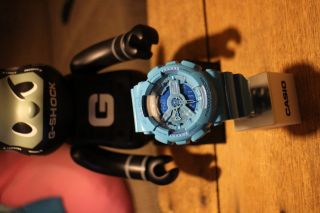 Top G - Shock Ga110b - 2cr Hypercolor,  Deadstock,  Neuwertiger Bild