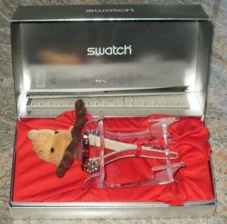 Swatch Gz408 Jingle Jangle - Pack Limitiert - Verpackung - Bild