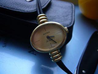 Alpina La Belle Damen Uhr Bild