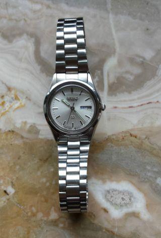 Seiko Armbanduhr - Damen - Metallband - Watch - Vintage - SammlerstÜck Bild
