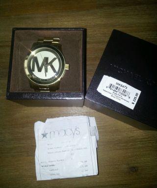 Michael Kors Mk5473 Armbanduhr Für Damen Bild