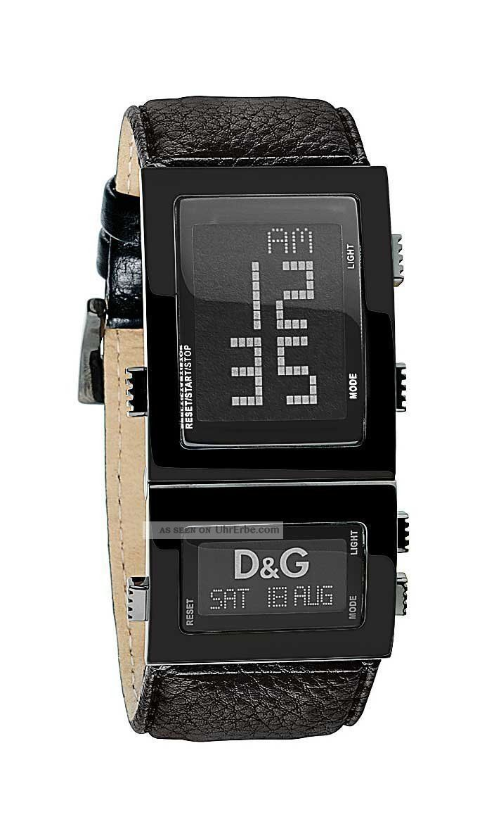 Dolce & Gabbana Desinger Uhr Highlander Dw0360 Unisex Armbanduhren Bild
