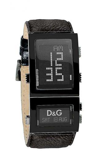 Dolce & Gabbana Desinger Uhr Highlander Dw0360 Unisex Bild
