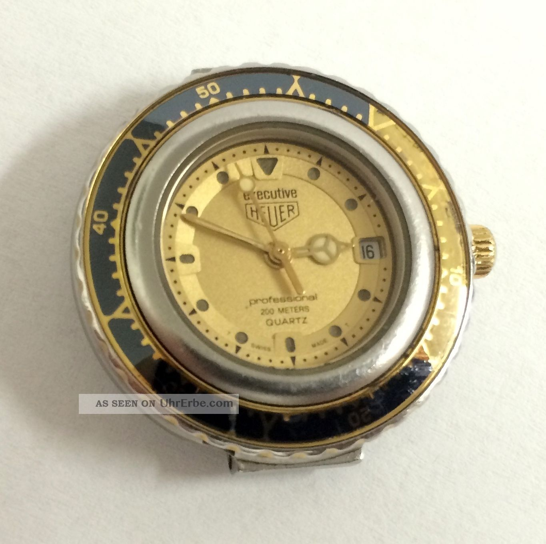 Tag Heuer Professional 200 Meters Quarz Damen Uhr,  Ohne Armband. Armbanduhren Bild
