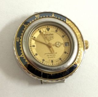 Tag Heuer Professional 200 Meters Quarz Damen Uhr,  Ohne Armband. Bild