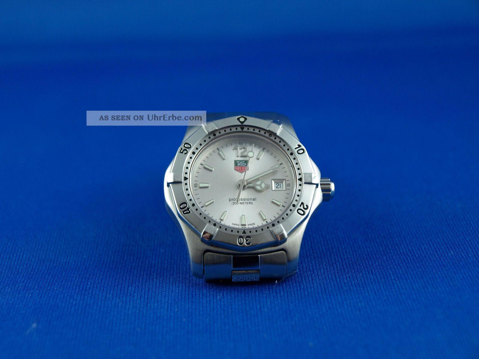 Sehr Schöne,  Gebrauchte Tag Heuer Professional 200 Quartz Armbanduhren Bild