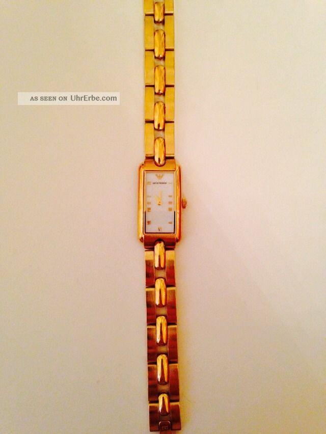 Emporio Armani Damen Uhr Armbanduhren Bild