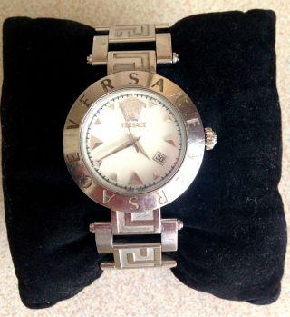 Versace - Damenuhr - Modell:reve Xlq99 - Neuwertig & Ovp Bild