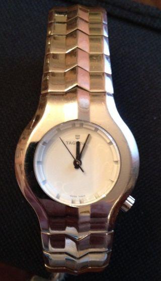 Tag Heuer Alter Ego Armbanduhr Für Damen Bild